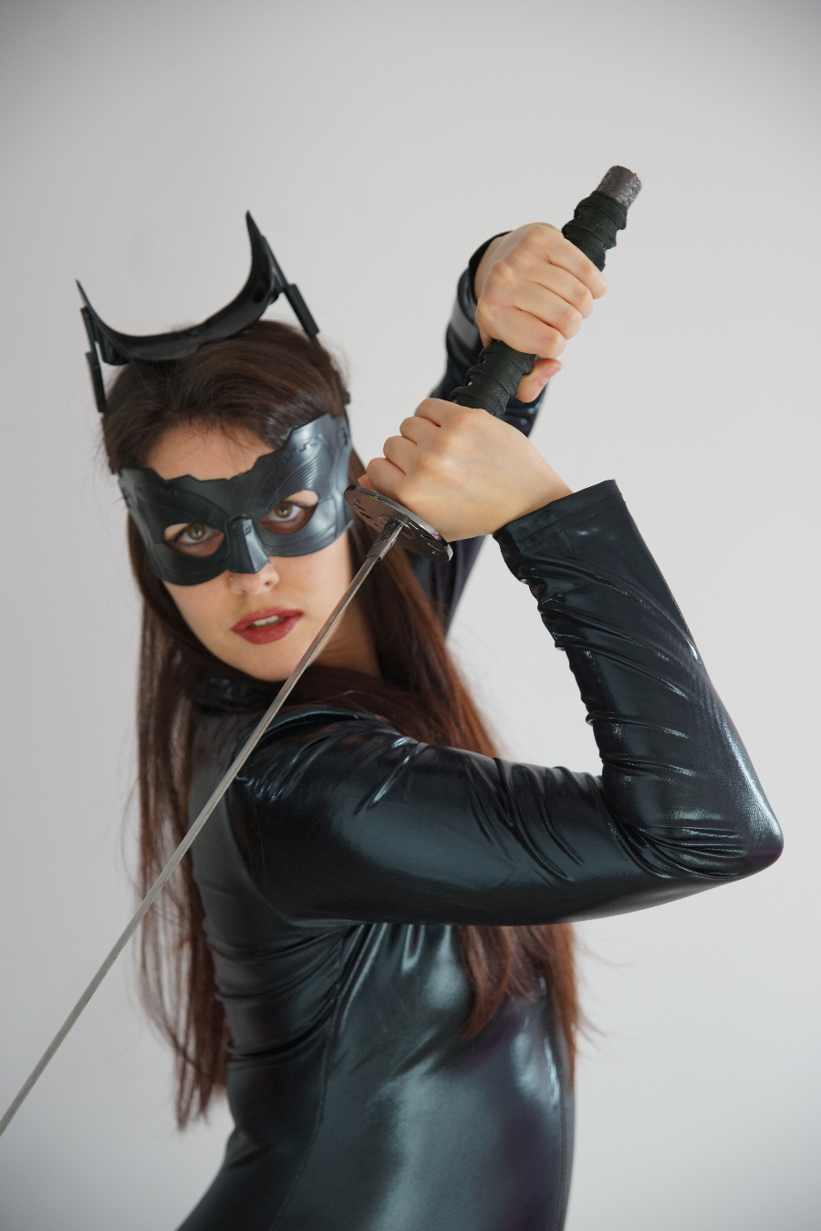 Latex catwoman videoshow sexual photo