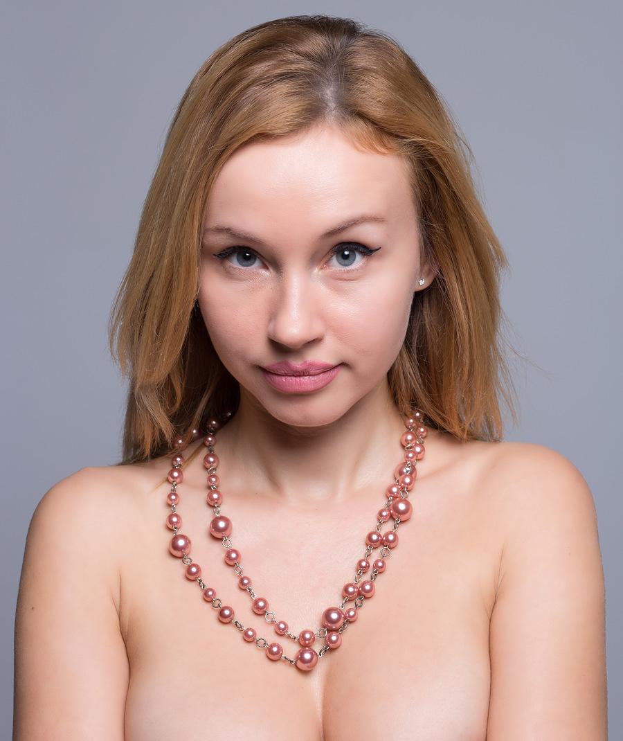 Morgan hongkong nude female models and